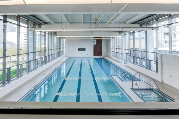 Building Amenities -Indoor Pool